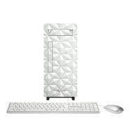 PC de bureau ASUS S340MF Souris et Clavier inclus / Blanc