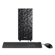 PC de bureau ASUS S340MF Souris et Clavier inclus / Noir
